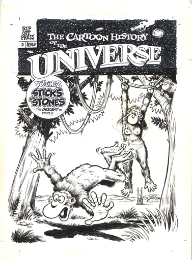 the cartoon history of the universe (1977)