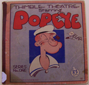 thimble theatre starring popeye