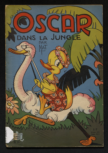 Oscar dans la jungle