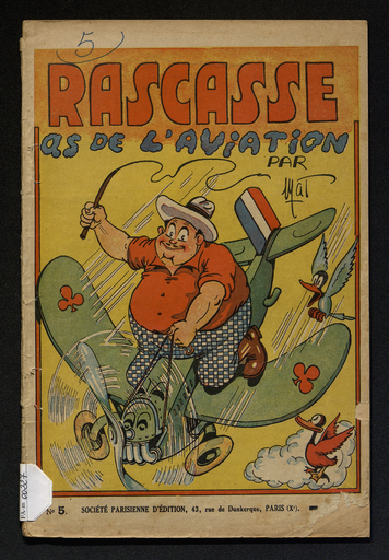Rascasse as de l'aviation