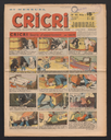 Cricri journal, N°42 du 11 novembre 1949