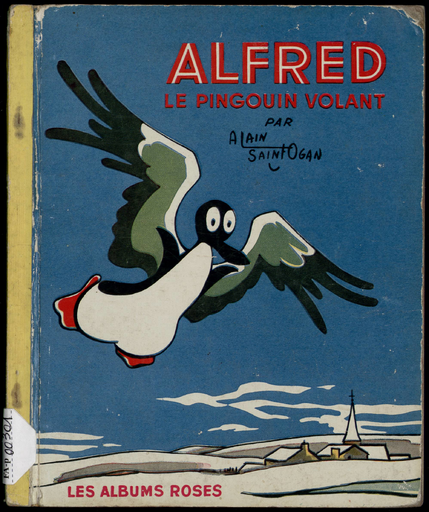 Alfred le pingouin volant